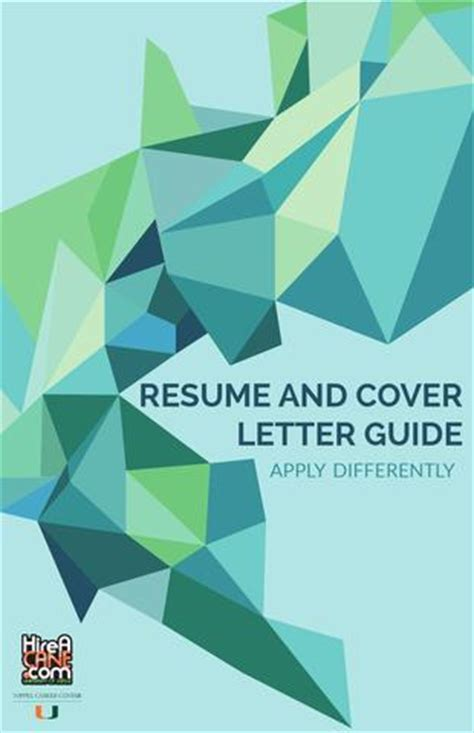 How to write a resume and covering letter